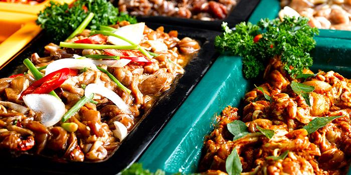 Marinated Meats from Seoul Garden (Bugis Junction) in Bugis, Singapore