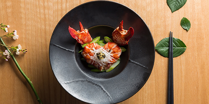 Grilled Lobster, FUMI, Central, Hong Kong