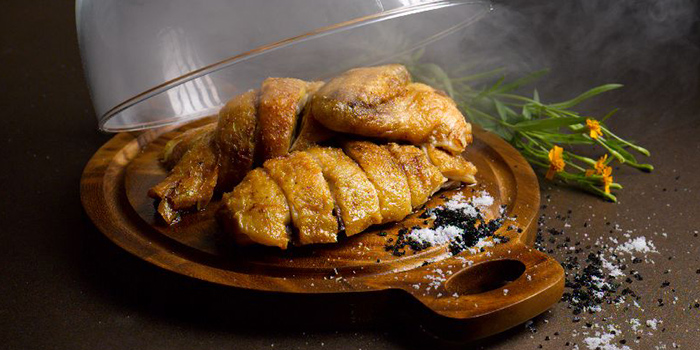 Baked Imperial Spring Chicken from Majestic Restaurant in Marina One in Marina Bay, Singapore