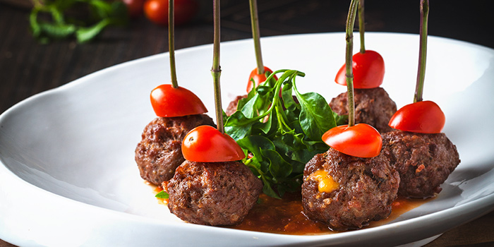 Pomodoro Meat Ball from Oh Chic Social Club & Eatery at Ekkamai 8/8 Sukhumvit 63 Prakanong Nua Wattana, Bangkok