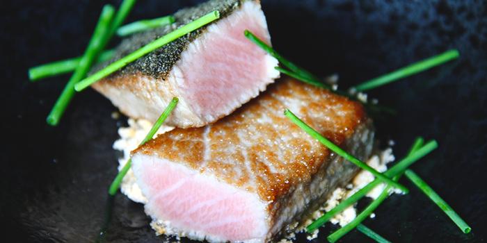 Tuna Belly from La Ventana in Dempsey, Singapore