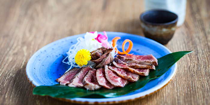 Wagyu from Big Sake Bar at The Concourse Skyline in Lavender, Singapore