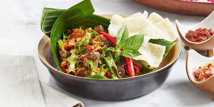 Dish 4 at TeSaTe, Plaza Senayan