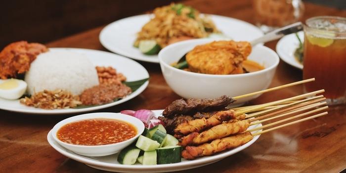 Dish 1 at Mamak Bali, Seminyak