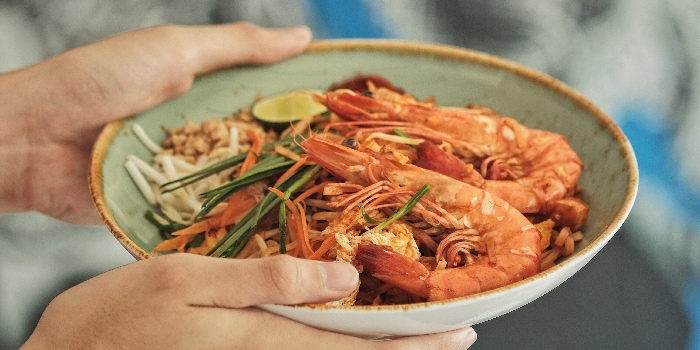 Dish 2 at Ying Thai, Pantai Indah Kapuk