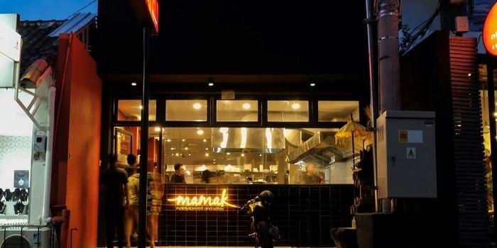 Exterior 2 at Mamak Bali, Seminyak