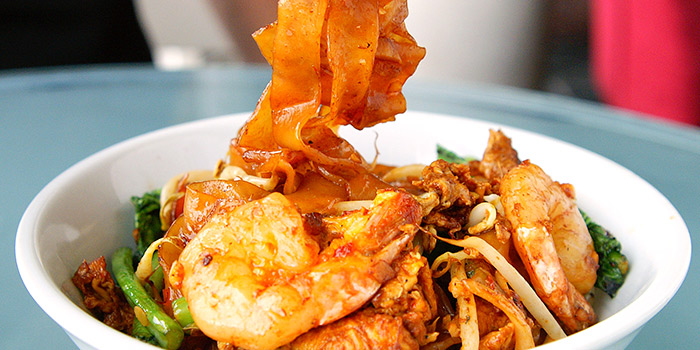 Char Kuey Teow from The Wine Company (Sentosa Boardwalk) in Sentosa, Singapore