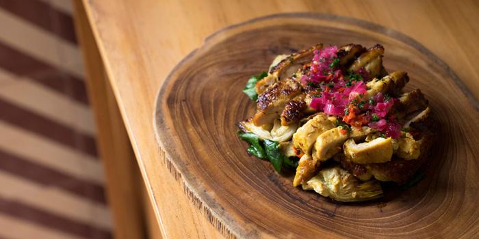 Pollo Ala Griglia Grilled Chicken from Chachara Bali