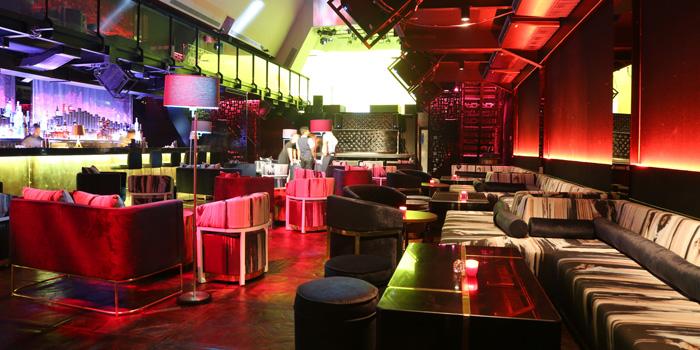 Interior 2 at En Vie Lounge, Seminyak