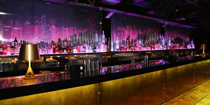Interior 1 at En Vie Lounge, Seminyak