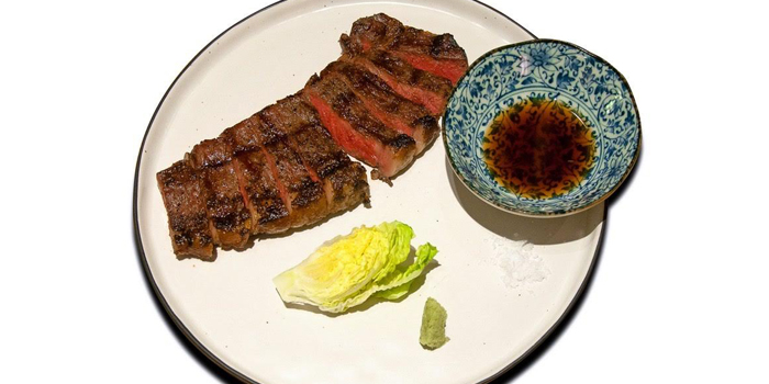 Stockyard Wagyu Striploinfrom 63Celsius (Paragon) in Orchard Road, Singapore
