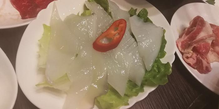 Australian White Sea Cucumber, SiChuan Delicacy, Causeway Bay, Hong Kong