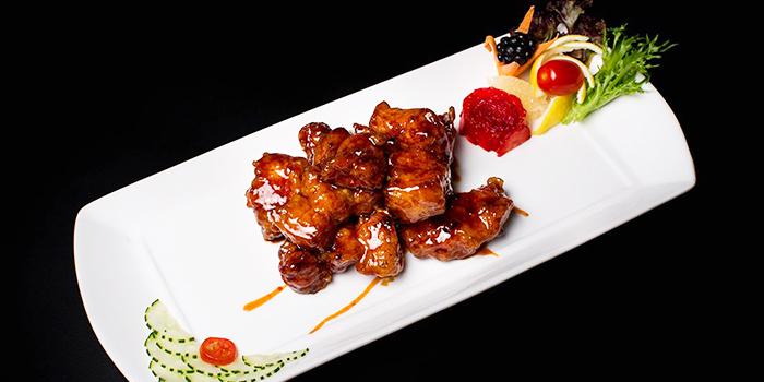 Black Vinegar Pork Ribs from Dragon Tooth Gate 龍牙門 in Telok Blangah, Singapore