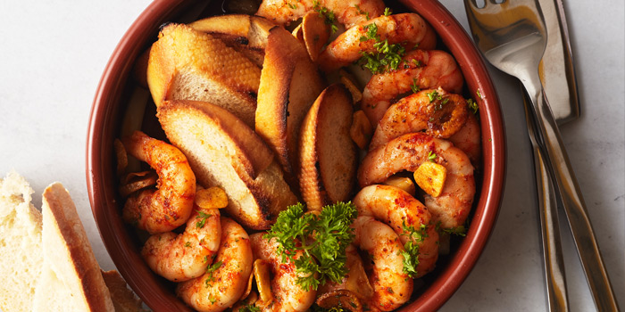 Chilli & Garlic Prawn from El Tapeo - Spanish Eatery and Wine Bar at Thonglor 7-9, Klongtan Nua Wattana, Bangkok