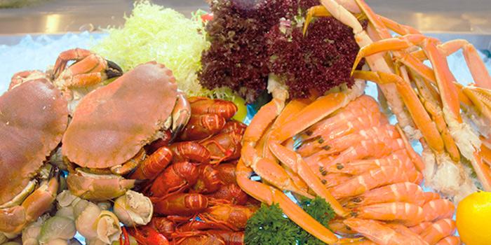 Crab, Salisbury Dining Room, Tsim Sha Tsui, Hong Kong
