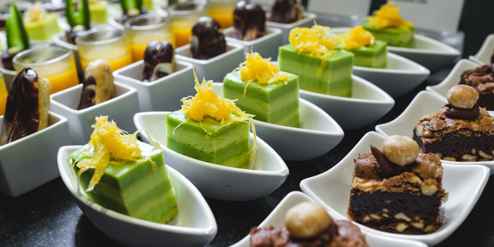 Dessert Section from Feast at Royal Orchid Sheraton Hotel & Towers, Bangkok