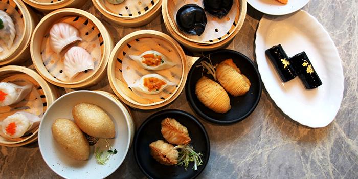 Dim Sum, Fang Fang, Central, Hong Kong