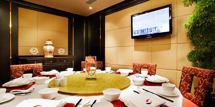Dining Area, Hoi King Heen, Tsim Sha Tsui, Hong Kong