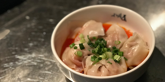 Dumpling, Xiao Chuan House, Tai Hang, Hong Kong
