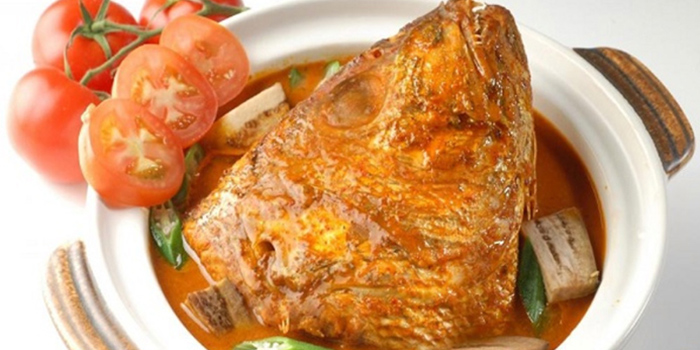 Fish Head Curry from Bombay Dining in Telok Blangah, Singapore