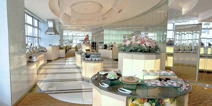 Interior, Salisbury Dining Room, Tsim Sha Tsui, Hong Kong