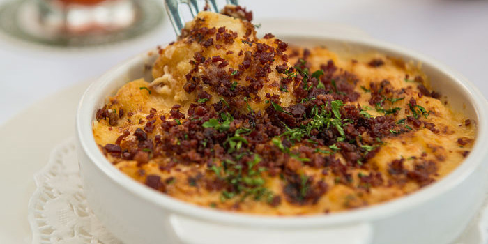 Mac & Cheese with Bacon at Union Plaza Senayan, Jakarta