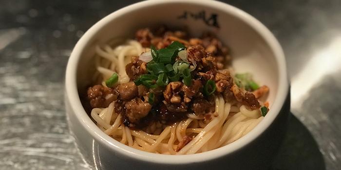 Noodles, Xiao Chuan House, Tai Hang, Hong Kong