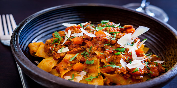 Duck Ragout from PORTA in Park Hotel Clarke Quay in Robertson Quay, Singapore