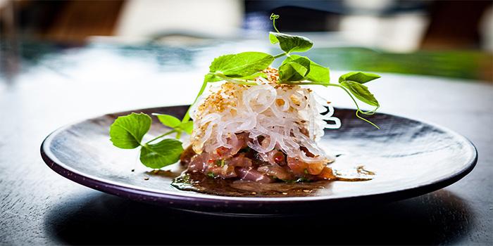 Tuna Tartare from PORTA in Park Hotel Clarke Quay in Robertson Quay, Singapore