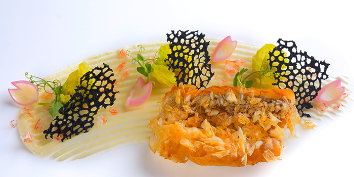 Pan-Fried Amadei Fish (12 Mar to 30 Apr) from il Cielo at Hilton Singapore in Orchard, Singapore