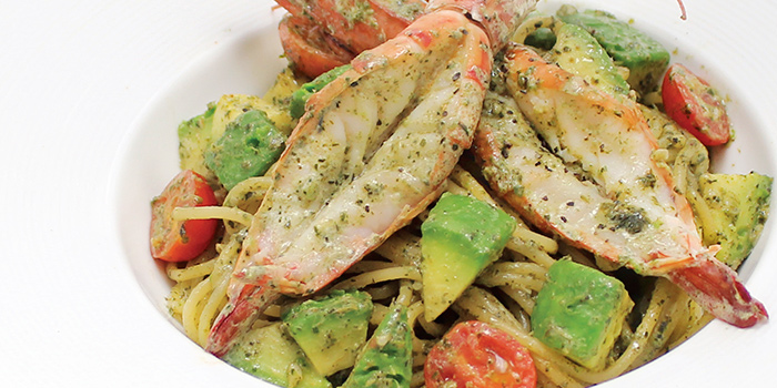 Prawn & Avocado Genovese, PASTAHOLIC, Causeway Bay, Hong Kong