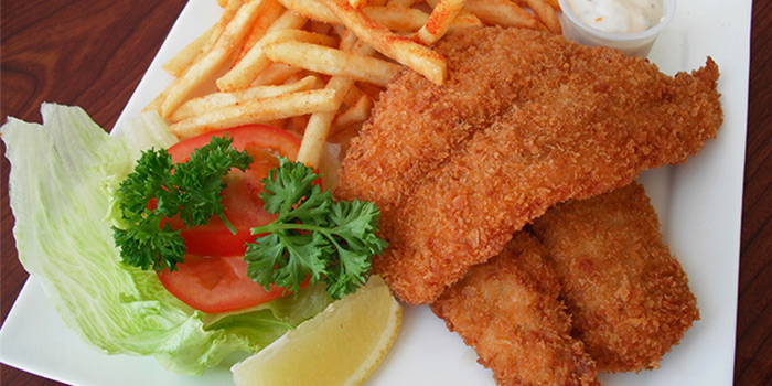 Fish & Chips from Rafael