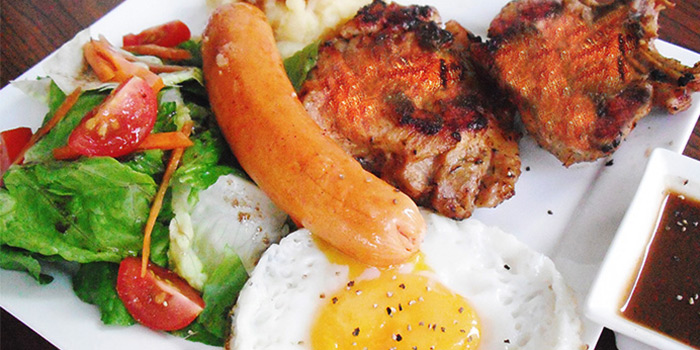 Mixed Grill from Rafael