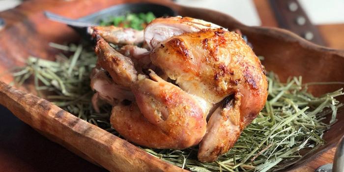 Roasted Whole Chicken from Cocotte Farm Roast & Winery on Sukhumvit Soi 39, Bangkok