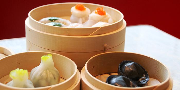 Selection of Dim Sum, Fang Fang, Central, Hong Kong