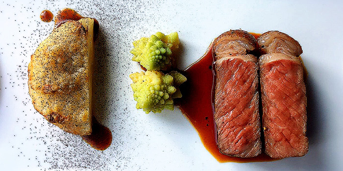 Steak, Emporio Antico Exotic Fine Food, Wan Chai, Hong Kong