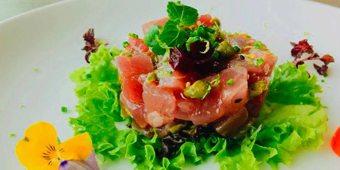 Sustainable Okinawa Tuna Tartare from The Terminal in Yio Chu Kang, Singapore
