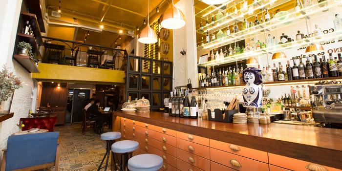 The Bar from El Tapeo - Spanish Eatery and Wine Bar at Thonglor 7-9, Klongtan Nua Wattana, Bangkok