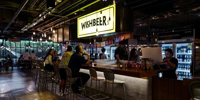 Wishbeer The Street Ratchada