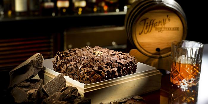 Whisky Chocolate Cake, Tiffany