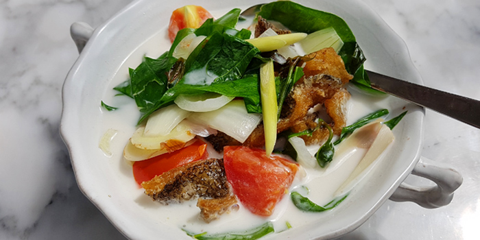 Tom Kha Gourami Fish from Tantitium in Phuket Town, Muang, Phuket, Thailand