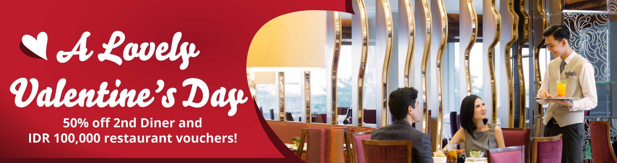 50 Off 2nd Diner Offer Voucher Eric Kayser Buy 1 Get For Your Partner In Valentine
