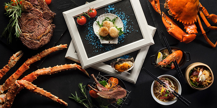 All-Time Eats Buffet Spread (1-31 Mar) from 10 at Claymore at Pan Pacific Orchard in Orchard, Singapore