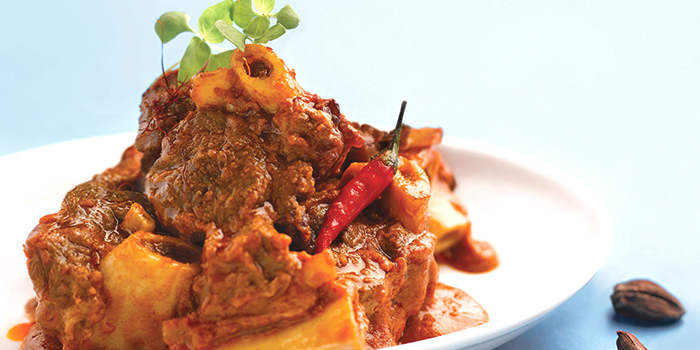 Nalli Gosht from Tandoor in Holiday Inn Singapore Orchard City Centre in Orchard, Singapore