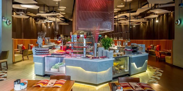 Ambience from Crave Wine Bar & Restaurant at Aloft Bangkok 35 Sukhumvit Soi 11, Klongtoey-nua Wattana, Bangkok