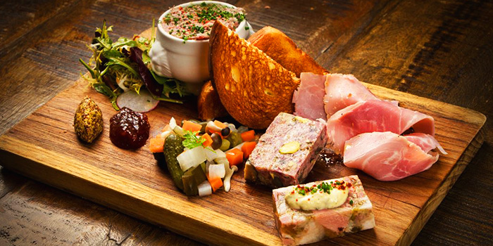 Charcuterie Platter from Do.Main Deli & Bistrot in Marine Parade, Singapore