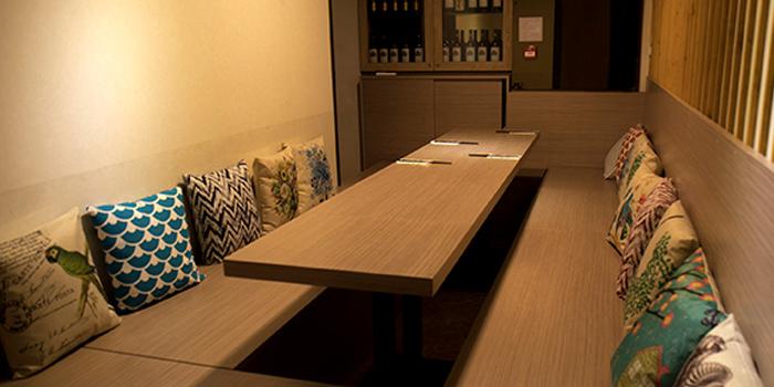 Dining Area, Gald Way Japanese Restaurant, Causeway Bay, Hong Kong