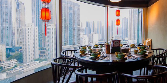 Dining Area, Yang Xian Din Hot Pot, Tsuen Wan, Hong Kong