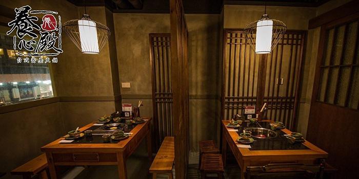 Dining Area, Yang Xian Din Hot Pot, Mong Kok, Hong Kong