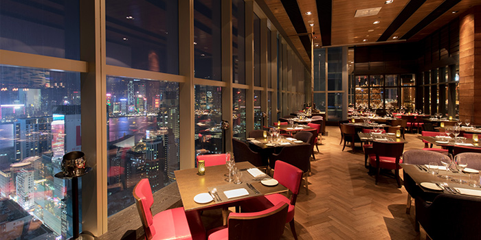 Wooloomooloo Prime Tsim Sha Tsui Dining Room of Wooloomooloo Prime Tsim Sha Tsui, Hong Kong